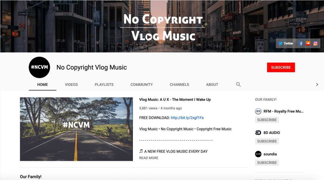 Best Copyright Free Music For Your Video Content 2019 | LikeMind Media