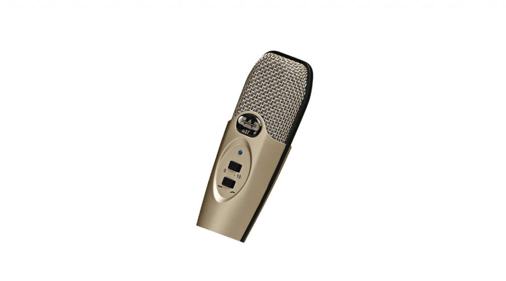 Image of the CAD U37 microphone