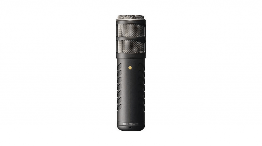 Image of the Rode Procaster microphone