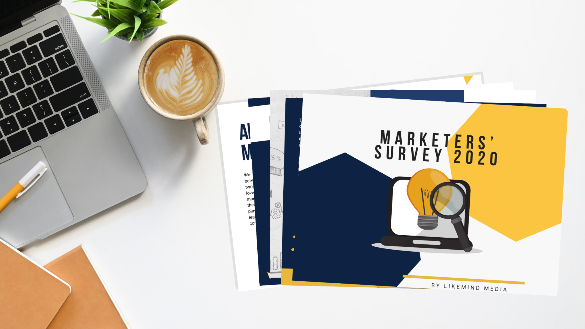 marketers survey results