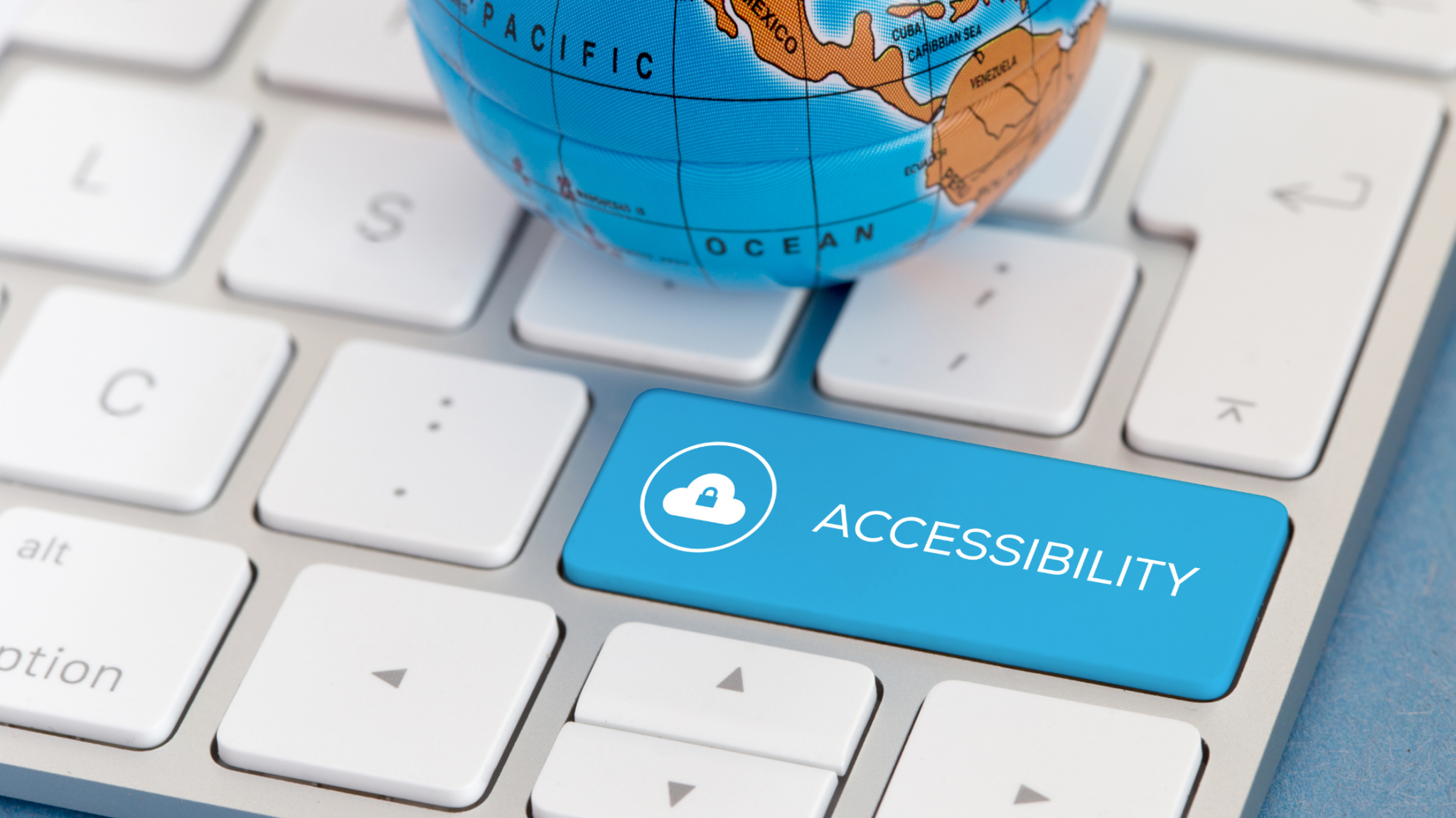 Accessible marketing content