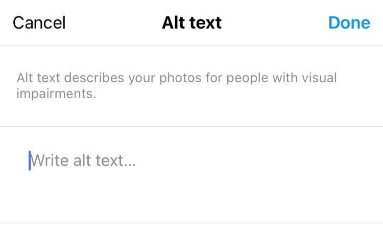 Alt text example